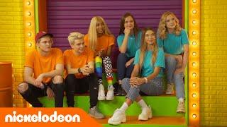 Специальный выпуск! Слайм-битва блоггеров! | 18 серия | Nickelodeon Россия