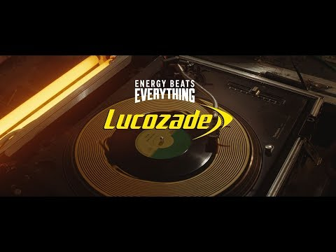 Lucozade Energy – New Energy Beats Everything TV Campaign 2019