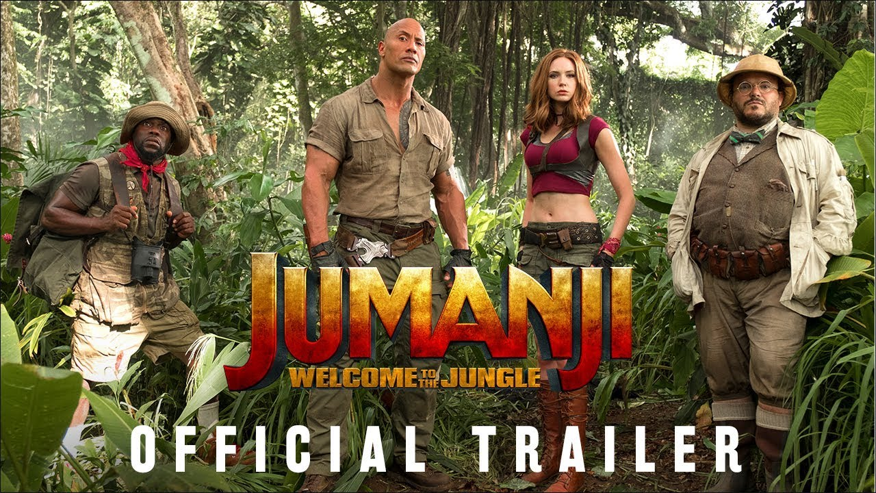 Download Jumanji: Welcome to the Jungle | Trailer 2 | Sony Pictures International