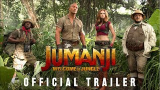 Jumanji: Welcome to the Jungle | Trailer 2 | Sony Pictures International
