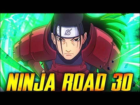 THIS NINJA ROAD WILL BE IMPOSSIBLE FOR SOME * | ** Naruto