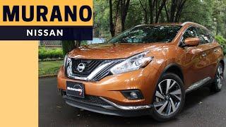 🚙 Nissan MURANO 2019   Todos son buenos en el segmento, ¿en qué destaca Murano?   Motoren Mx