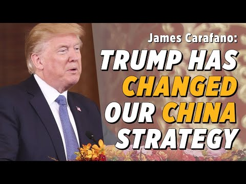 America Is Finally Shifting Our China Strategy | James Carafano on Breitbart News Radio