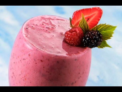 homemade-healthy-fresh-fruit-smoothie-recipe-weight-loss