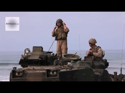 I Marine Expeditionary Force Amphibious Assault Training