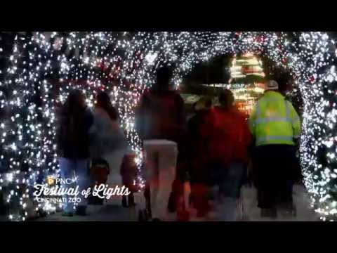 PNC Festival of Lights Commercial 2015 - Cincinnati Zoo