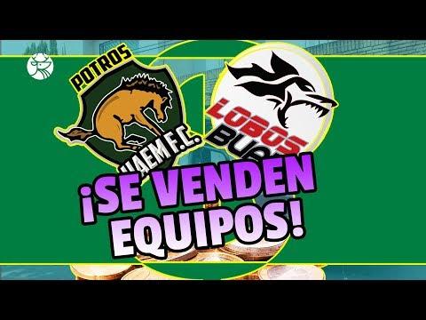 INCREÍBLE | Estos dos equipos del futbol mexicano ya están a la venta | Los Pleyers