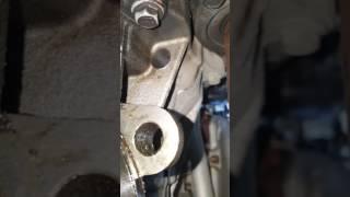 Crank shaft position sensor 2008 2.4L Dodge Avenger Video