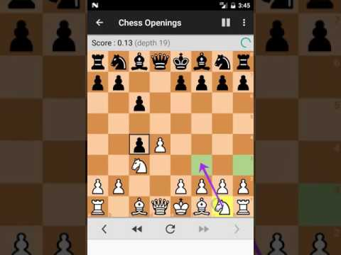 Chess Openings Pro - Android app