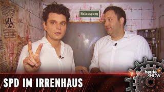 Die SPD beendet die Groko – im Irrenhaus! | ESCAPE! mit Lutz van der Horst