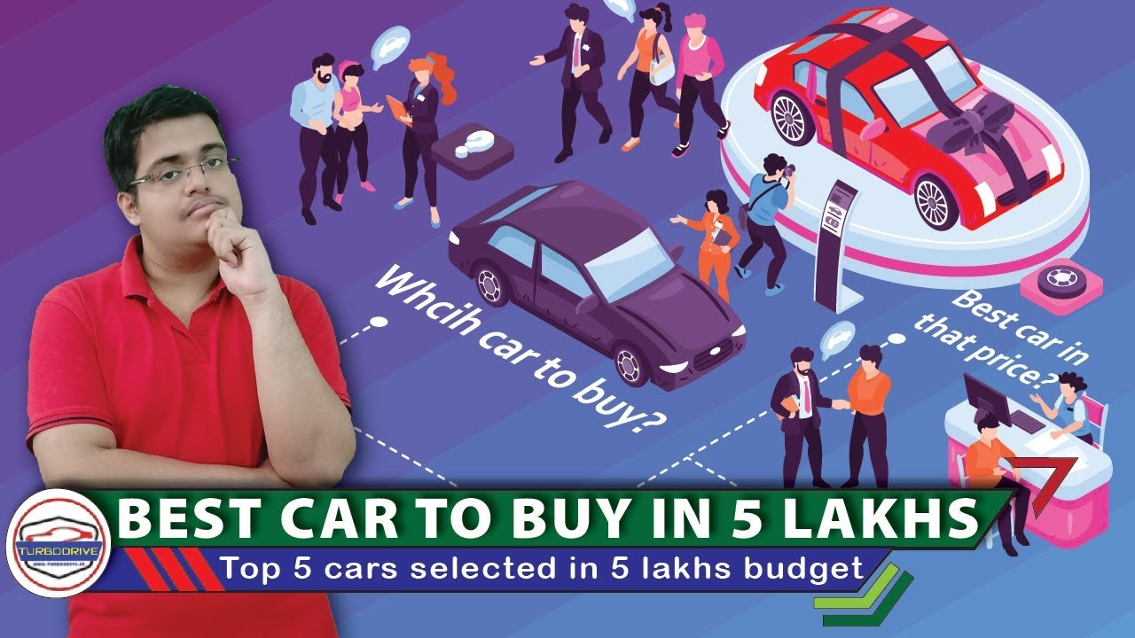 Best Cars Under In 5 Lakh In India 2020 Bs6 Superfast 5 Top List Youtube