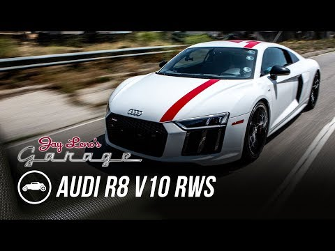 2018 Audi R8 V10 RWS  Jay Leno's Garage