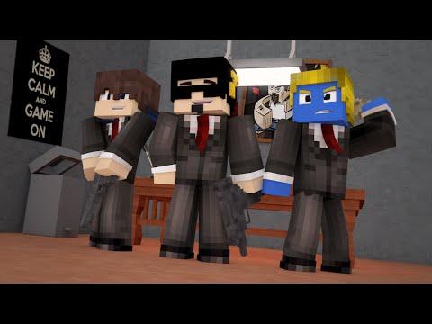 Minecraft: ESCADONA - AGENTES ‹ AM3NlC ›
