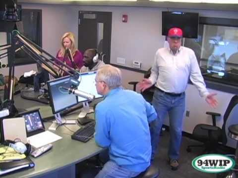 Harlem Shake with SportsRadio 94WIP Philadelphia