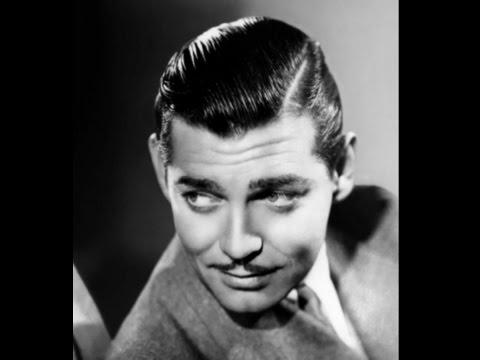 Documental Clark Gable Biografia  Canal Historia
