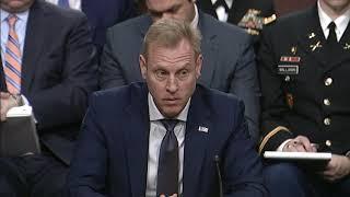 Sen. Dan Sullivan (R-AK) at a Senate Armed Services Hearing - March 14, 2019 thumbnail