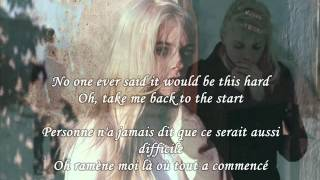Holly Henry - The Scientist - (Lyrics + traduction Française on screen )