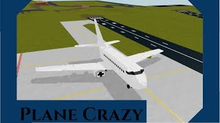 Roblox Plane Crazy B-737