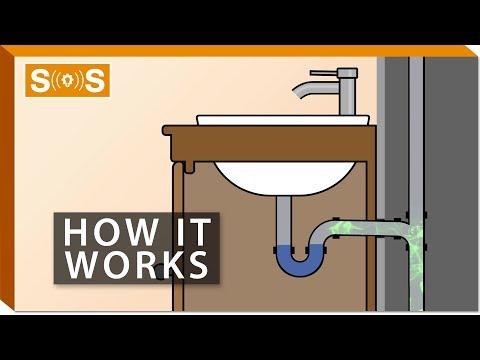 How Do P-Traps Work? | Spec. Sense