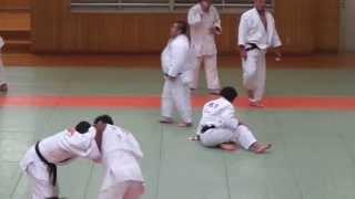 Kodokan Sensei (+100 kg) Judo Randori