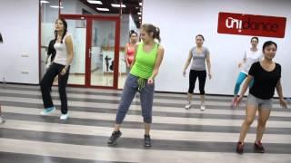Танцевальная студия Unidance: Бесплатный урок Zumba®Fitness от Алены Федоровой
