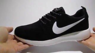 Обзор мужских кроссовок Nike Roshe Run(Основной изюминкой модели является минимализм формы, легкость и максимальный комфорт. Эти кроссовки подой..., 2016-02-24T14:43:48.000Z)