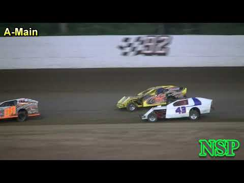 July 22, 2017 Modifieds A-Main Grays Harbor Raceway