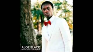 I need a dollar- Aloe Blacc ( audio ) HD