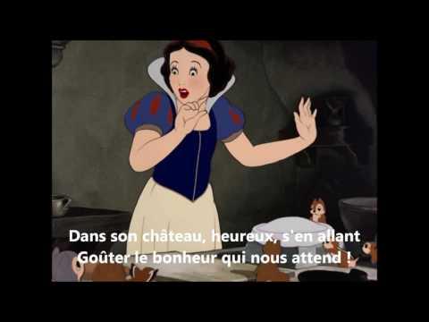 Blanche Neige - Un Jour Mon Prince Viendra
