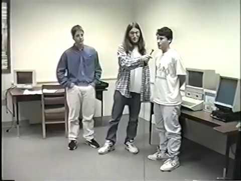 Mainland Regional High School's World Wide Web Page (1997)