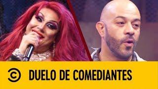 Eduardo Talavera VS Miss Diamond | Duelo De Comediantes | Comedy Central LA