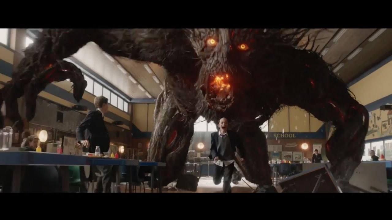 Download 'A Monster Calls' (2016) Official Trailer | Liam Neeson, Felicity Jones