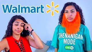 I Tried Walmart Fashion (gucci is quaking)