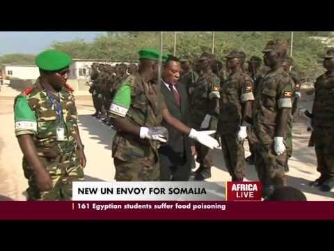 New UN envoy for Somalia