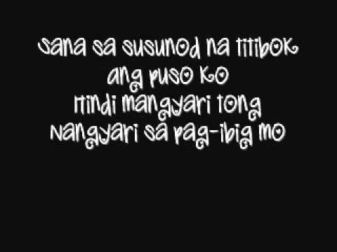 Sana Lyrics by: Lovi Poe