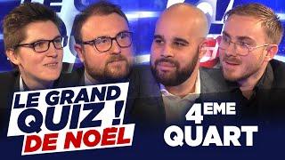 Le Grand Quiz de Noël 2019 - Quatrième Quart de finale