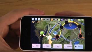 Thor The Dark World iPhone 5C iOS 7 0 3 HD Gameplay