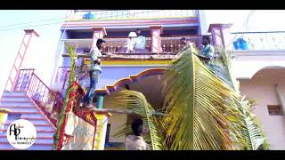Making of pelli pandiri//Vijay Anand Govada//wedding//Banaganapalle