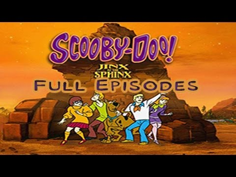 ScooDoo! Jinx at the Sphinx  Full Episode