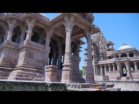 जोधपुर मंडोर गार्डन || Jodhpur Mandore Garden, Rajasthan Video || Tourist Places In Jodhpur