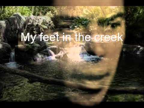 Pieds dans le ruisseau * Jacques Brel