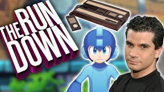Intellivision and Mega Man 11 News! - The Rundown - Electric Playground