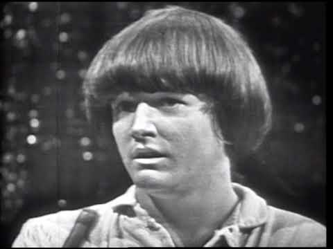 American Bandstand 1965- Interview PJ Proby