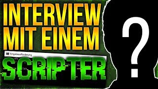 LOL Scripter Interview! [League of Legends] [Deutsch / German]