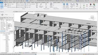 Revit 2022: Associate Steel Connections with Profile Sizes