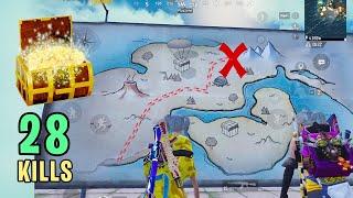 I Found a TREASURE MAP in PUBG Mobile