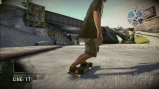 Skate Xbox 360 Gameplay - Old Town (HD)