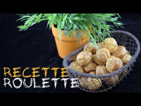 Recette : Chouquettes