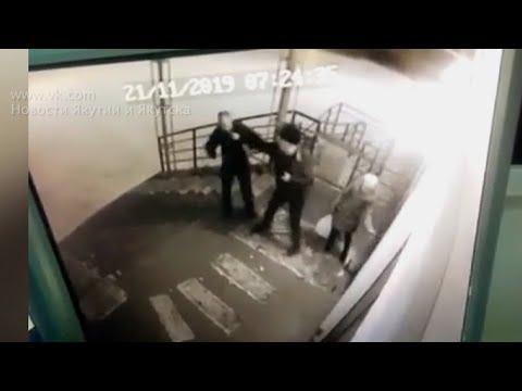 В Якутии замдиректора школы устроил драку с дворником
