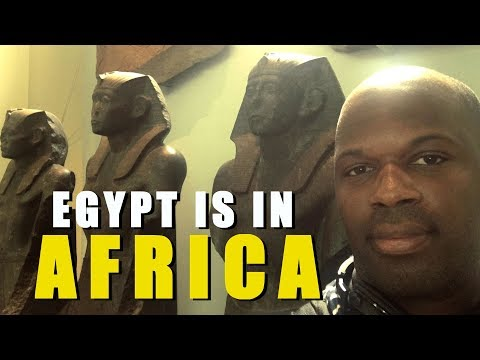 Egypt Is In Africa, Aztecs, Europeans & Culture